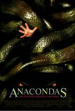 Anacondas: Die Jagd nach der Blut-Orchidee Poster