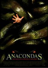 Anacondas: Die Jagd nach der Blut-Orchidee - Poster