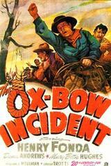 Ritt zum Ox-Bow - Poster