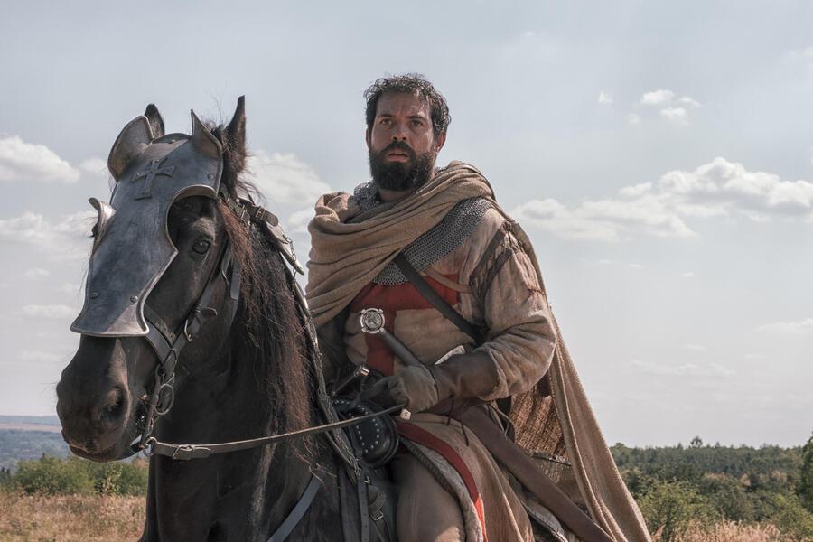 Knightfall - Staffel 2 mit Tom Cullen