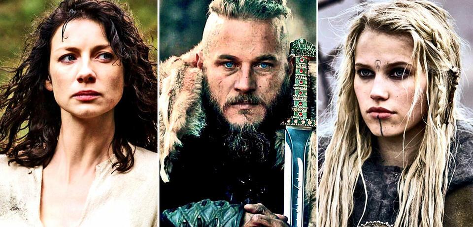 Im Windschatten von Game of Thrones: Outlander, Vikings, The Last Kingdom