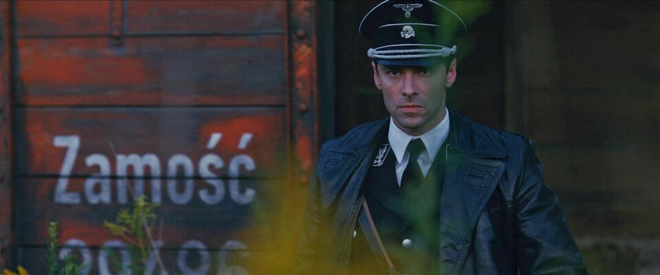 The Man Who Killed Hitler and Then the Bigfoot mit Aidan Turner