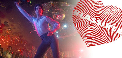 John Travolta schwingt das Tanzbein