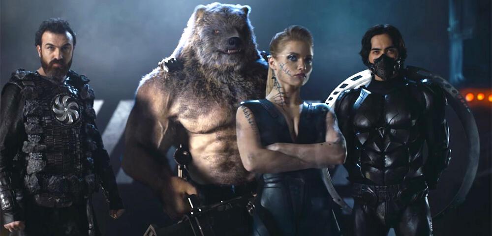 Guardians - Seht stylischen Trailer zum russischen Superhelden-Quartett