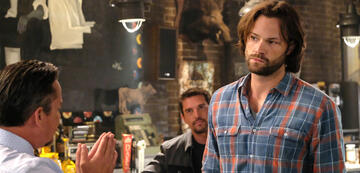 Jared Padalecki in Supernatural