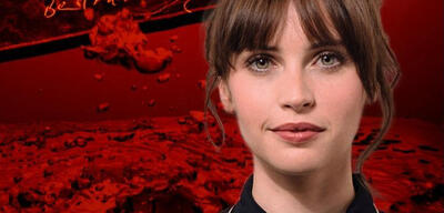 Felicity Jones mit Inferno