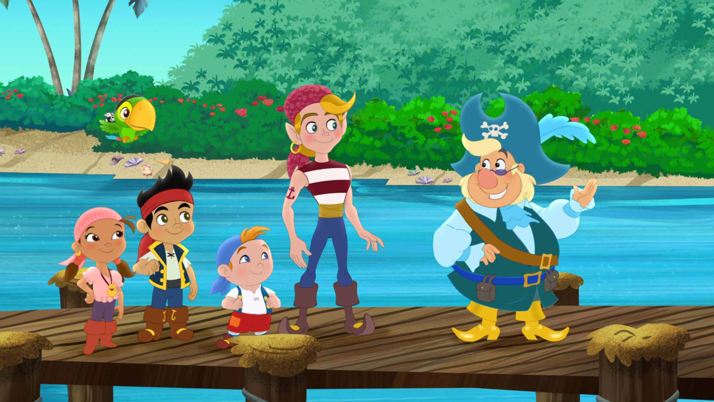 jake und die nimmerland piraten  bild 7 von 11