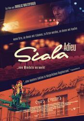 Scala Adieu - Von Windeln verweht Poster
