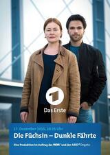 Die Füchsin: Dunkle Fährte - Poster