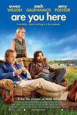 Are You Here - Poster