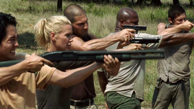 Walking Dead Staffel 5 Teil 2