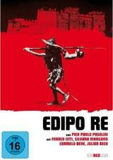 Edipo Re - Bett der Gewalt - Poster