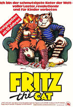 Fritz the Cat Poster