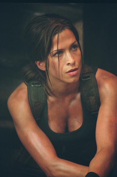 Riddick - Chroniken eines Kriegers mit Christina Cox