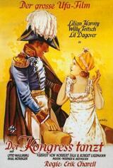 Der Kongress tanzt - Poster
