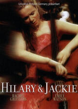 Hilary and Jackie - Poster