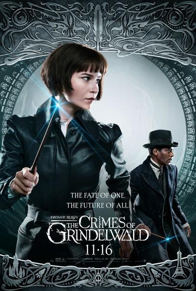 Phantastische Tierwesen: Grindelwalds Verbrechen mit Katherine Waterston und William Nadylam