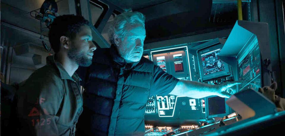 Alien: Covenant - Interview mit Regisseur Ridley Scott