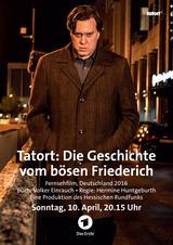 Tatort: Die Geschichte vom bösen Friederich - Poster