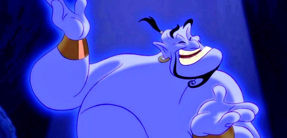 Aladdin Dschinni