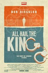 Marvel One-Shot: All Hail the King - Poster