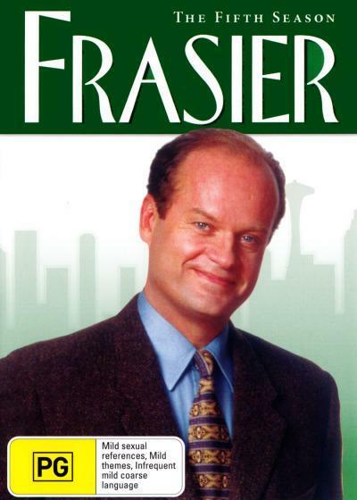 Frasier - Staffel 5