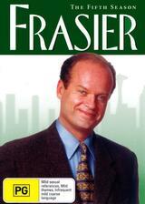 Frasier - Staffel 5 - Poster
