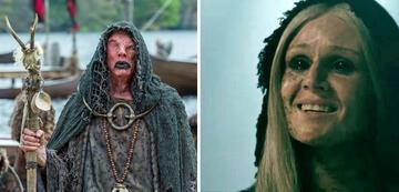 Der Seher und der Todesengel in Vikings