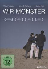 Wir Monster - Poster