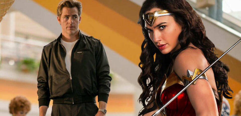 Steve Trevor in Wonder Woman 2