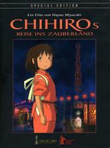 Chihiros Reise ins Zauberland - Poster