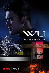 Wu Assassins - Poster