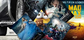 Bild zu:  Das Kinojahr 2015