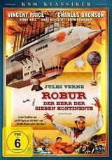 Robur, der Herr der sieben Kontinente - Poster