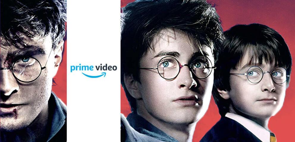 Harry Potter: Nur noch für kurze Zeit bei Amazon Prime