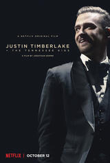 Justin Timberlake + The Tennessee Kids - Poster
