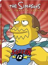 Die Simpsons - Staffel 12 - Poster