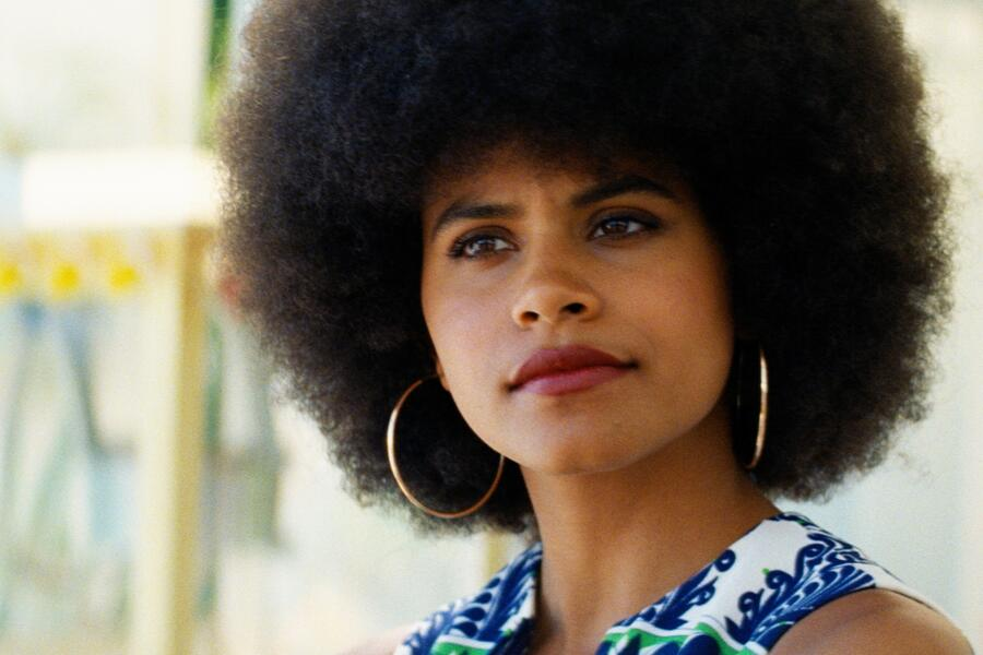 Jean Seberg - Against all Enemies mit Zazie Beetz