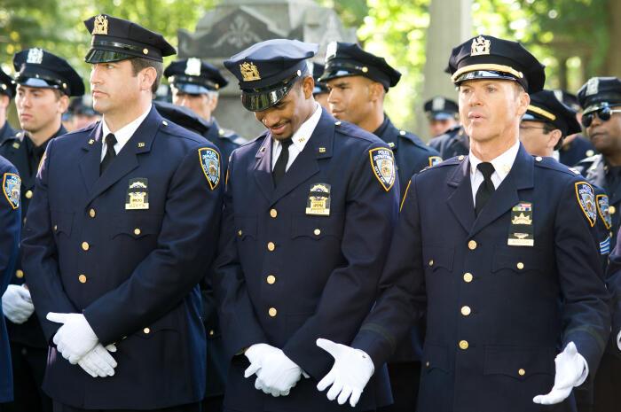 Die etwas anderen Cops mit Samuel L. Jackson, Dwayne Johnson, Michael Keaton, Damon Wayans Jr. und Rob Riggle