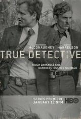 True Detective - Staffel 1 - Poster