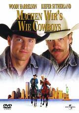 Machen wir's wie Cowboys - Poster