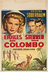 Sterne über Colombo - Poster