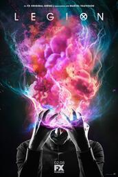 Legion - Staffel 1 - Poster