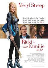 Ricki - Wie Familie so ist - Poster