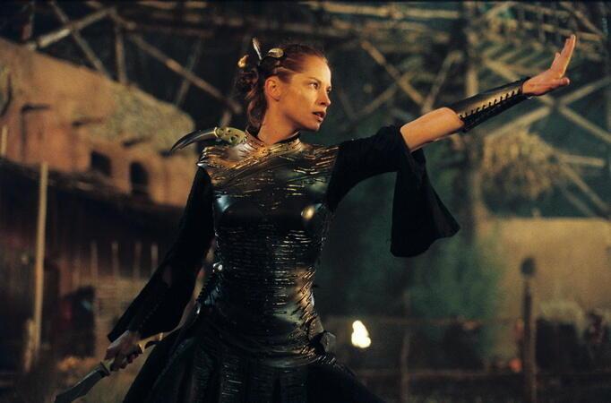 Eragon - Das Vermächtnis der Drachenreiter mit Sienna Guillory