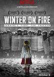 Winter on fire poster 01