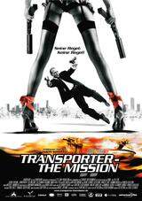 Transporter - The Mission - Poster
