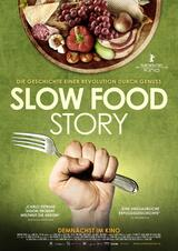 Slow Food Story - Poster