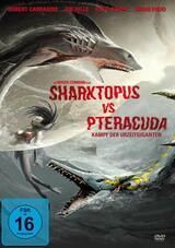 Sharktopus vs. Pteracuda - Poster