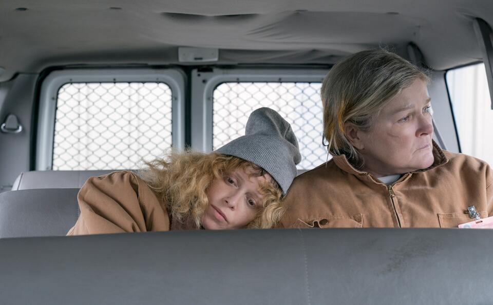 Orange Is the New Black - Staffel 7 mit Natasha Lyonne und Kate Mulgrew